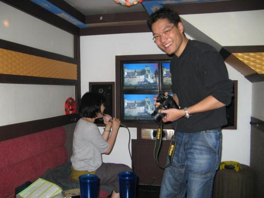 Karaoke in Korea