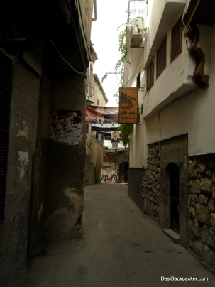It's easy (and fun!) to get lost in the old city's myriad alleyways