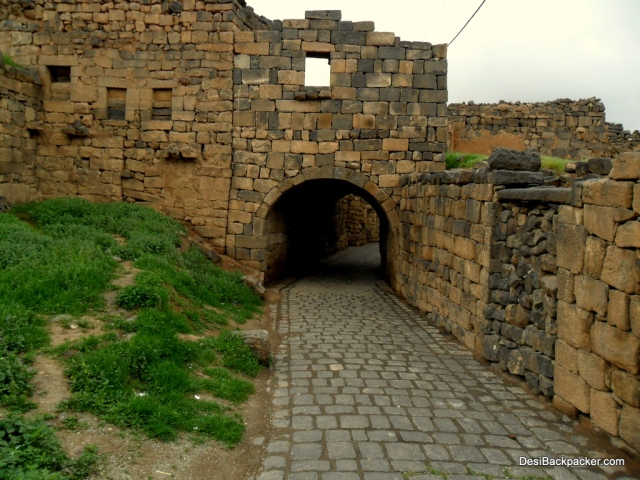 An Arch in Bosra Old Town