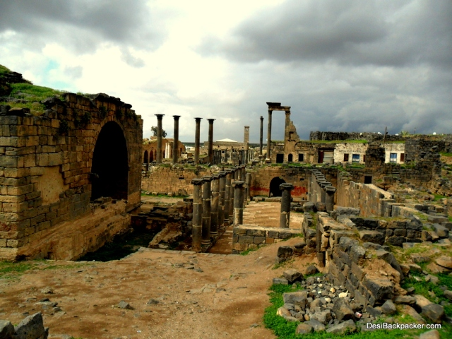 The Old Town of Bosra