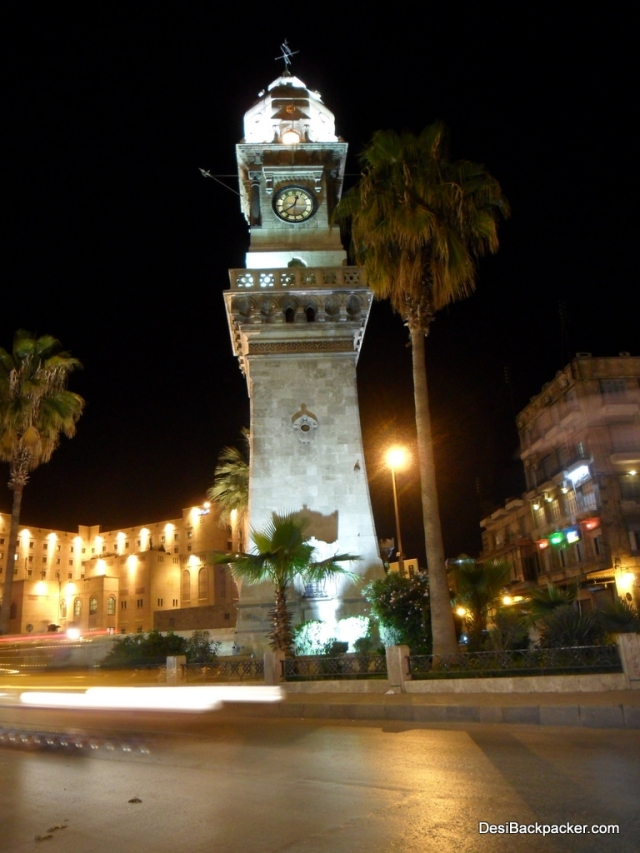 Clock Tower on Bab Al Faraj