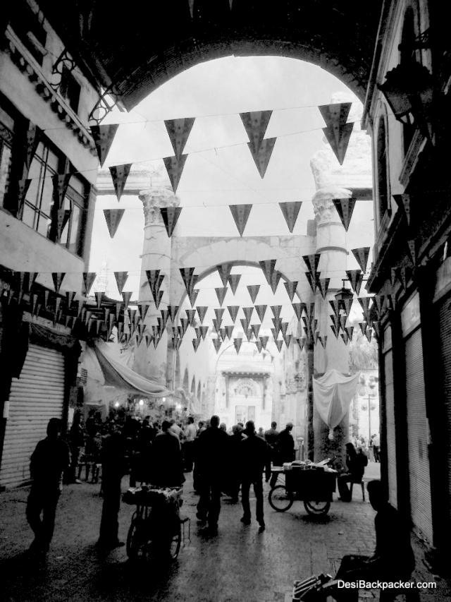 Souq Al Hamidiyeh, Damascus