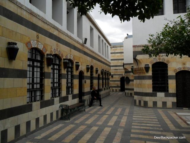 Azem Palace: The Way Out