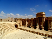 The Amphitheater of Palmyra