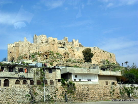 Misyaf (Masyaf) Castle: Castle of the Assasins