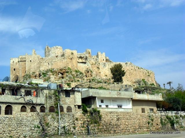 Misyaf (Masyaf) Castle: Castle of the Assasins