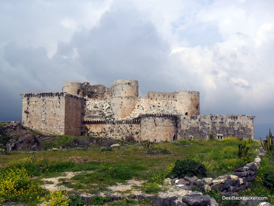 The Krak Des Chevaliers